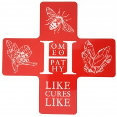 Homoeopathy Sticker