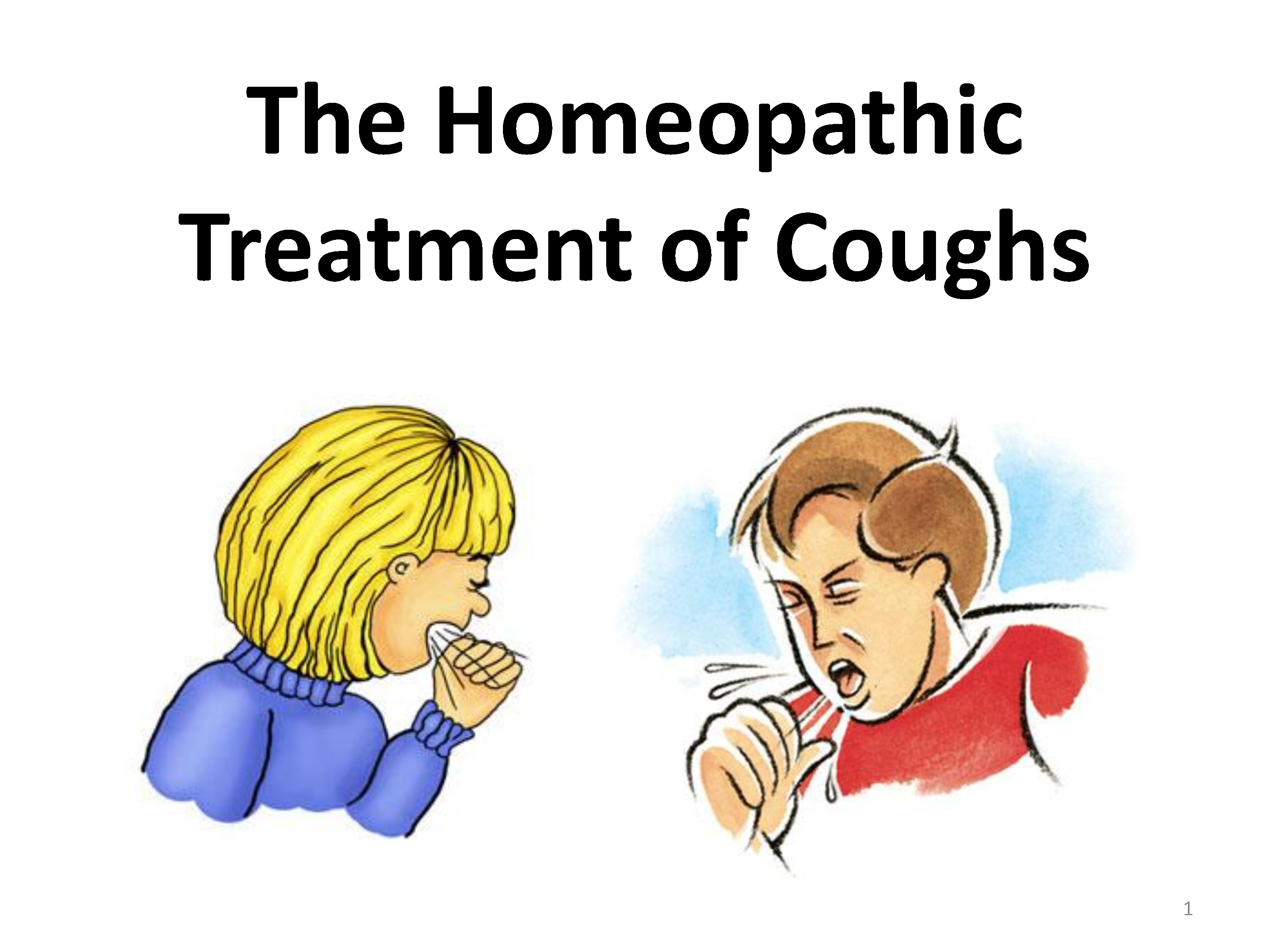 2020.06.12 K Elia TheHomeopathicTreatment of Coughs Influenza